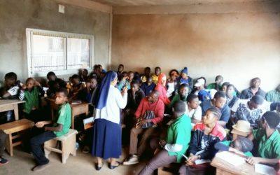 La vie apostolique scj Bafoussam, Cameroun