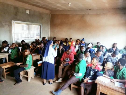 Apostolic Life Scj Bafoussam, Cameroon